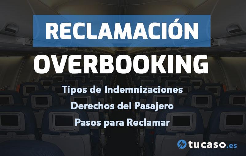 Reclamar Indemnización por Overbooking